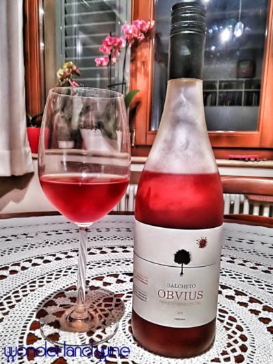 Salcheto rosato Obvius