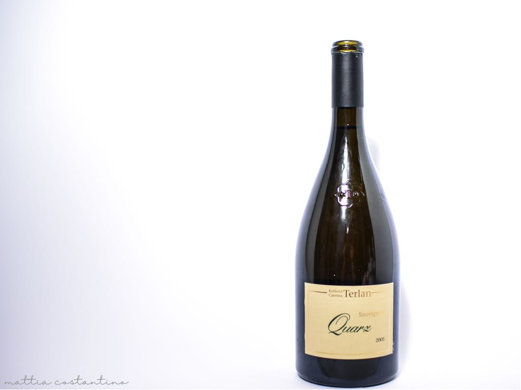 Trentino Alto Adige - Terlano - Quarz 2005 - bottle