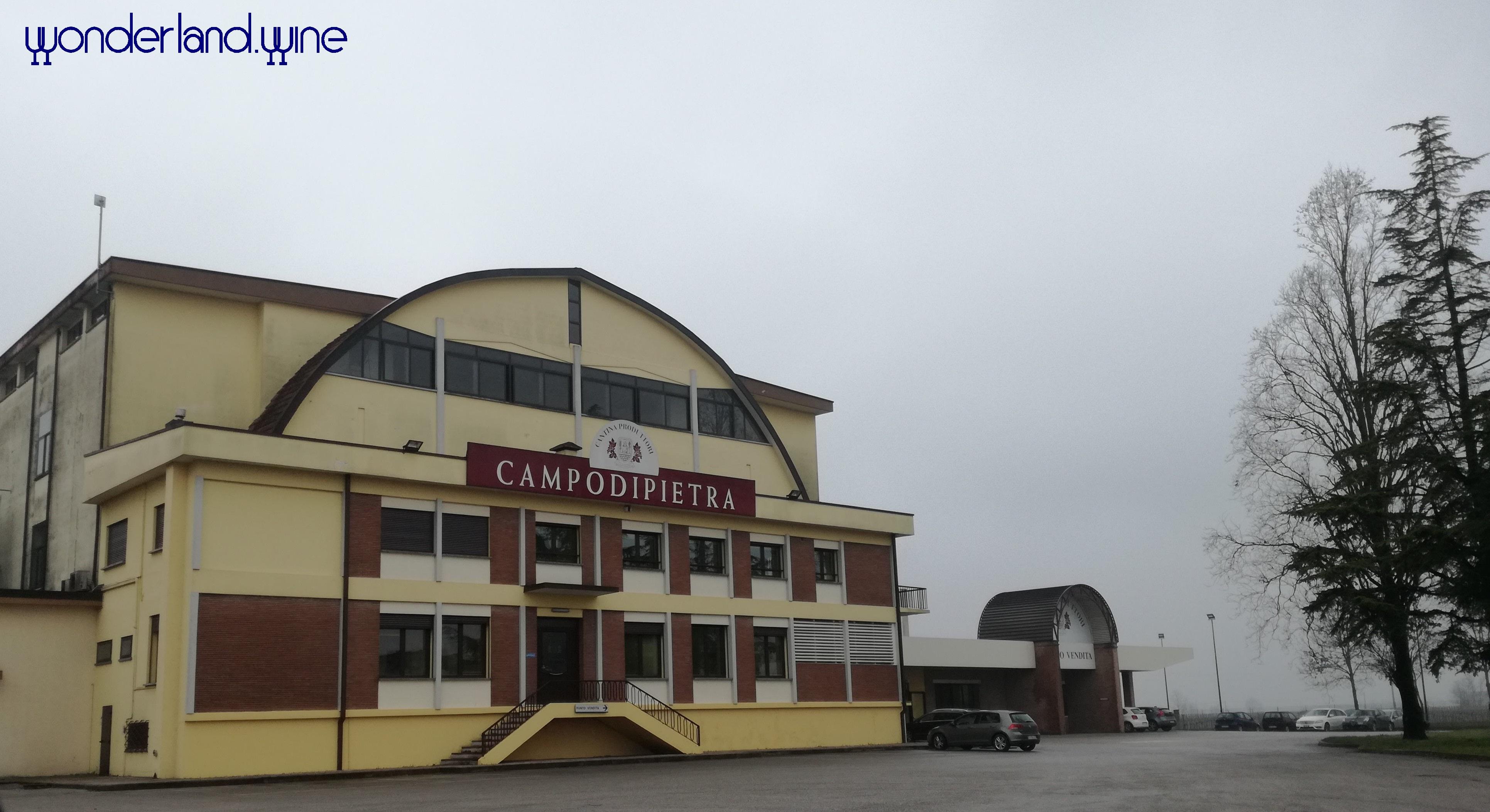 Veneto Orientale - Cooperativa Vi.V.O - Campodipietra